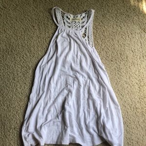 Chloe & Katie High Neck Tank Top